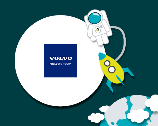 Volvo Group Merchandise Services is officially launched!