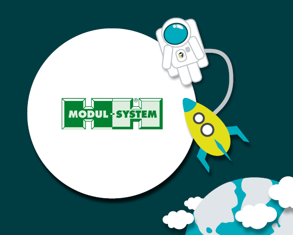 Modul-System is officially launched!