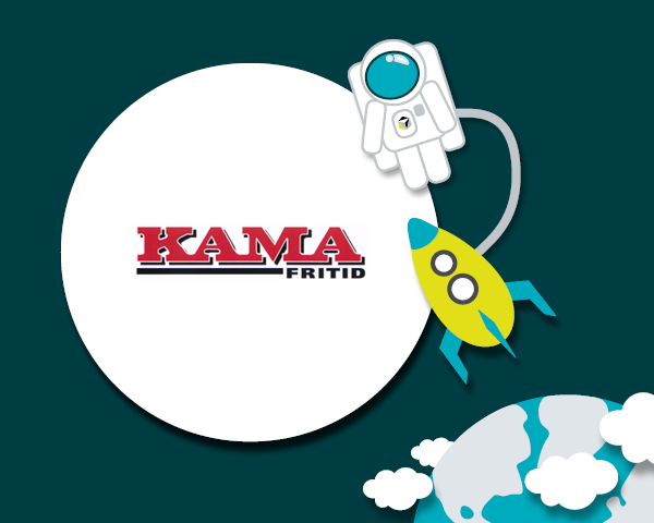 Kama fritid is officially launched!